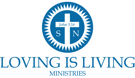 Loving is Living Logo